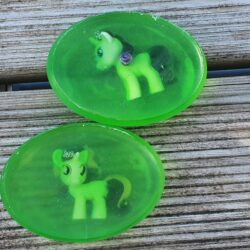 Little Pony Glycerinseife, Kinderseife
