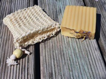 Peeling Seifensäckchen